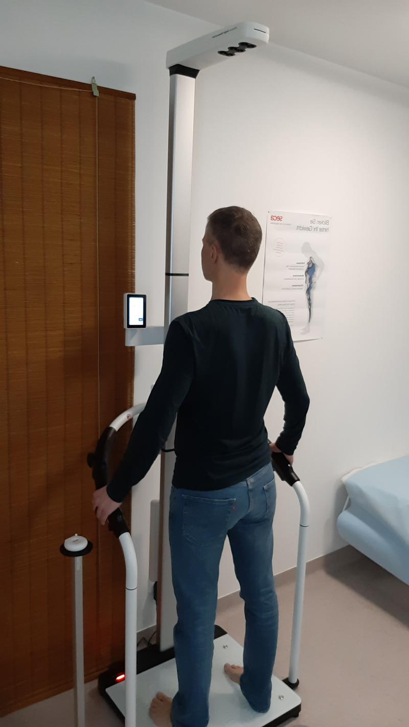 Bioimpedeanzanalyse